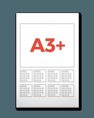 Plakátový A3+ : 119Kč